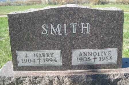 SMITH, ANNOLIVE - Dawes County, Nebraska | ANNOLIVE SMITH - Nebraska Gravestone Photos