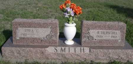 SMITH, R. HERSCHEL - Dawes County, Nebraska | R. HERSCHEL SMITH - Nebraska Gravestone Photos