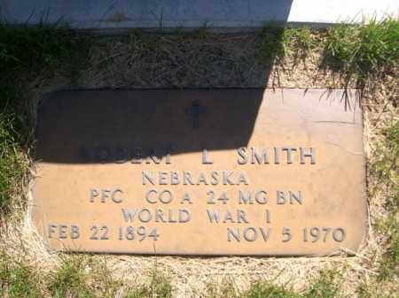 SMITH, ROBERT L. - Dawes County, Nebraska | ROBERT L. SMITH - Nebraska Gravestone Photos