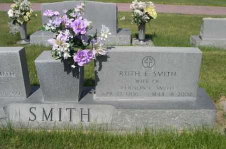 SMITH, RUTH E. - Dawes County, Nebraska | RUTH E. SMITH - Nebraska Gravestone Photos