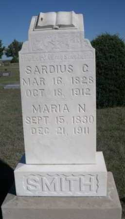 SMITH, SARDIUS C. - Dawes County, Nebraska | SARDIUS C. SMITH - Nebraska Gravestone Photos