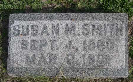 SMITH, SUSAN M. - Dawes County, Nebraska   SUSAN M. SMITH - Nebraska Gravestone Photos