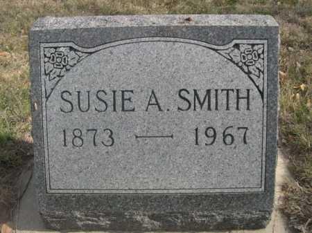 SMITH, SUSIE A. - Dawes County, Nebraska | SUSIE A. SMITH - Nebraska Gravestone Photos