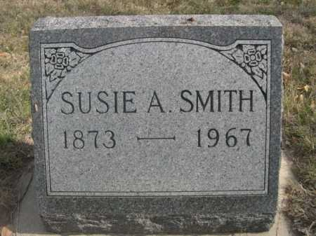 SMITH, SUSIE A. - Dawes County, Nebraska | SUSIE A. SMITH - Nebraska Gravestone Photos