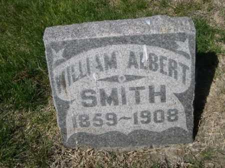 SMITH, WILLIAM ALBERT - Dawes County, Nebraska | WILLIAM ALBERT SMITH - Nebraska Gravestone Photos