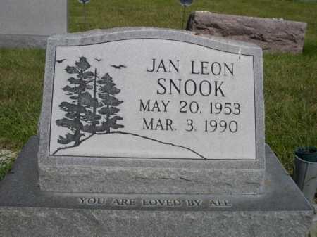SNOOK, JAN LEON - Dawes County, Nebraska   JAN LEON SNOOK - Nebraska Gravestone Photos