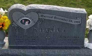 SNYDER, JOHN TIMOTHY - Dawes County, Nebraska   JOHN TIMOTHY SNYDER - Nebraska Gravestone Photos