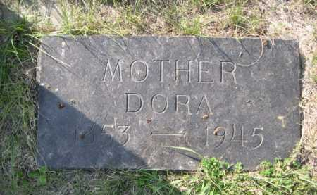 SOESTER, DORA - Dawes County, Nebraska | DORA SOESTER - Nebraska Gravestone Photos