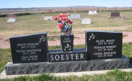 SOESTER, RUBY - Dawes County, Nebraska | RUBY SOESTER - Nebraska Gravestone Photos