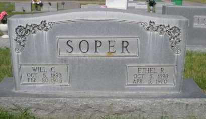 SOPER, WILL C. - Dawes County, Nebraska   WILL C. SOPER - Nebraska Gravestone Photos