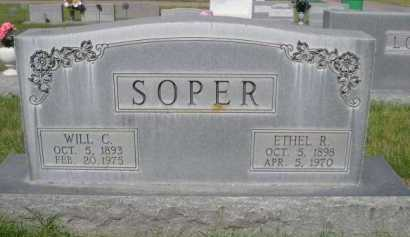 SOPER, WILL C. - Dawes County, Nebraska | WILL C. SOPER - Nebraska Gravestone Photos