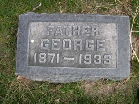 SOUTH, GEORGE - Dawes County, Nebraska | GEORGE SOUTH - Nebraska Gravestone Photos