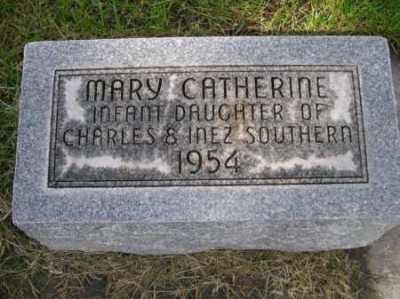 SOUTHERN, MARY CATHERINE - Dawes County, Nebraska   MARY CATHERINE SOUTHERN - Nebraska Gravestone Photos