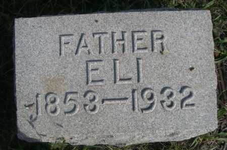 SOWERS, ELI - Dawes County, Nebraska | ELI SOWERS - Nebraska Gravestone Photos