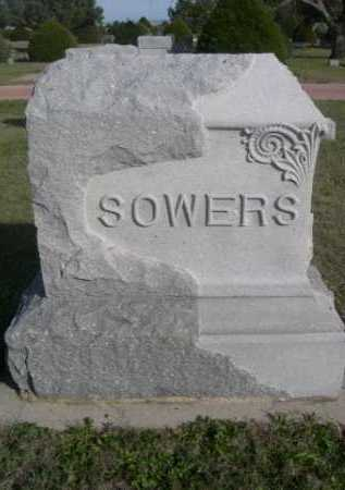 SOWERS, FAMILY - Dawes County, Nebraska | FAMILY SOWERS - Nebraska Gravestone Photos