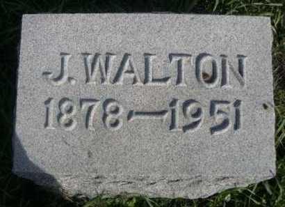 SOWERS, J. WALTON - Dawes County, Nebraska | J. WALTON SOWERS - Nebraska Gravestone Photos