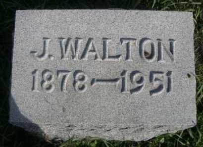 SOWERS, J. WALTON - Dawes County, Nebraska | J. WALTON SOWERS - Nebraska Gravestone Photos