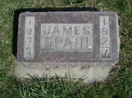 SPAIN, JAMES - Dawes County, Nebraska | JAMES SPAIN - Nebraska Gravestone Photos