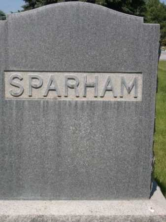 SPARHAM, FAMILY - Dawes County, Nebraska | FAMILY SPARHAM - Nebraska Gravestone Photos