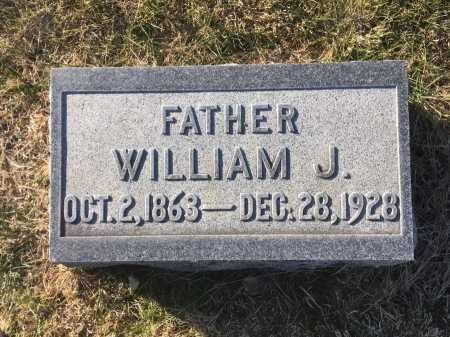 SPARHAM, WILLIAM J. - Dawes County, Nebraska | WILLIAM J. SPARHAM - Nebraska Gravestone Photos