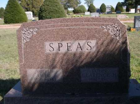 SPEAS, CLARENCE H. - Dawes County, Nebraska | CLARENCE H. SPEAS - Nebraska Gravestone Photos