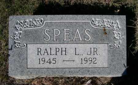 SPEAS, RALPH L. JR. - Dawes County, Nebraska   RALPH L. JR. SPEAS - Nebraska Gravestone Photos