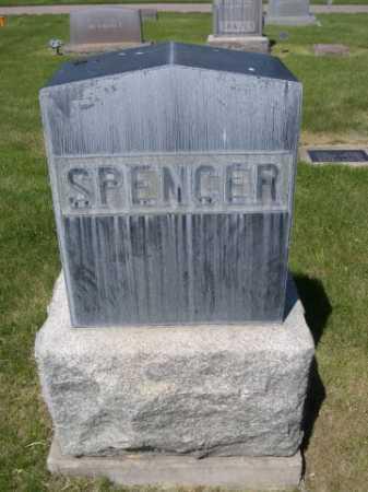 SPENCER, FAMILY - Dawes County, Nebraska | FAMILY SPENCER - Nebraska Gravestone Photos