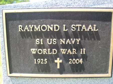 STALL (CLOSE UP), RAYMOND L. - Dawes County, Nebraska | RAYMOND L. STALL (CLOSE UP) - Nebraska Gravestone Photos