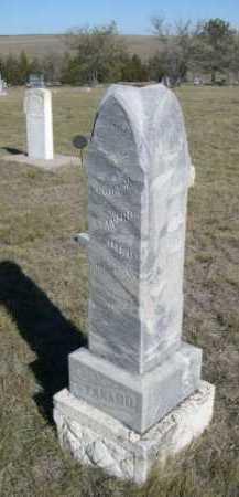 STANDARD, WILLIAM - Dawes County, Nebraska | WILLIAM STANDARD - Nebraska Gravestone Photos