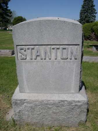 STANTON, FAMILY - Dawes County, Nebraska | FAMILY STANTON - Nebraska Gravestone Photos