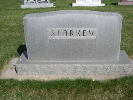 STARKEY, FAMILY - Dawes County, Nebraska   FAMILY STARKEY - Nebraska Gravestone Photos