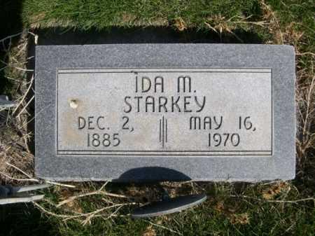 STARKEY, IDA M. - Dawes County, Nebraska | IDA M. STARKEY - Nebraska Gravestone Photos