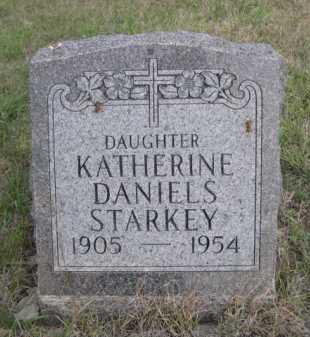 STARKEY, KATHERINE - Dawes County, Nebraska | KATHERINE STARKEY - Nebraska Gravestone Photos