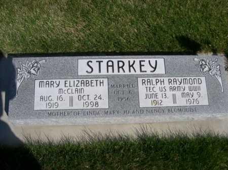 STARKEY, MARY ELIZABETH - Dawes County, Nebraska | MARY ELIZABETH STARKEY - Nebraska Gravestone Photos