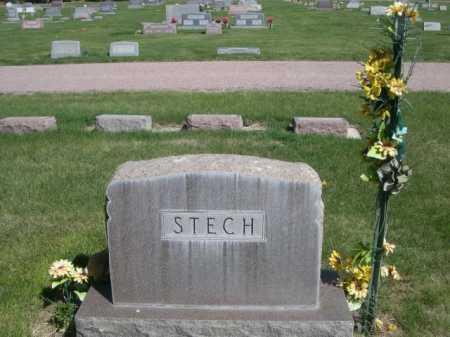 STECH, FAMILY - Dawes County, Nebraska   FAMILY STECH - Nebraska Gravestone Photos