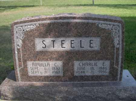 STEELE, ARVILLA C. - Dawes County, Nebraska | ARVILLA C. STEELE - Nebraska Gravestone Photos