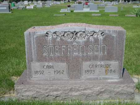 STEFFENSEN, CARL - Dawes County, Nebraska   CARL STEFFENSEN - Nebraska Gravestone Photos