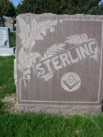 STERLING, FAMILY - Dawes County, Nebraska | FAMILY STERLING - Nebraska Gravestone Photos