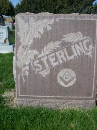 STERLING, FAMILY - Dawes County, Nebraska | FAMILY STERLING - Nebraska Gravestone Photos