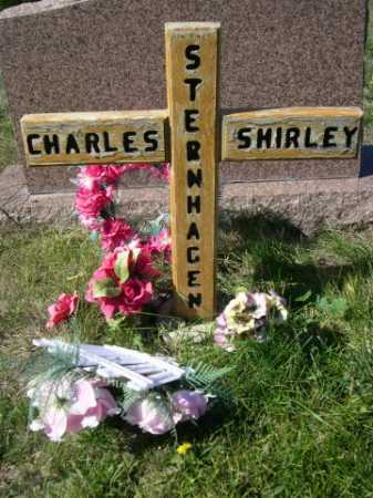 STERNHAGEN, CHARLES SHIRLEY - Dawes County, Nebraska | CHARLES SHIRLEY STERNHAGEN - Nebraska Gravestone Photos