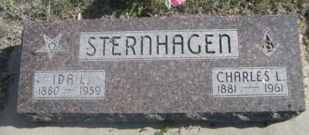 STERNHAGEN, IDA L. - Dawes County, Nebraska   IDA L. STERNHAGEN - Nebraska Gravestone Photos