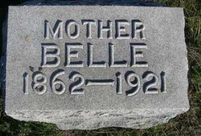 STEWART, BELLE - Dawes County, Nebraska   BELLE STEWART - Nebraska Gravestone Photos
