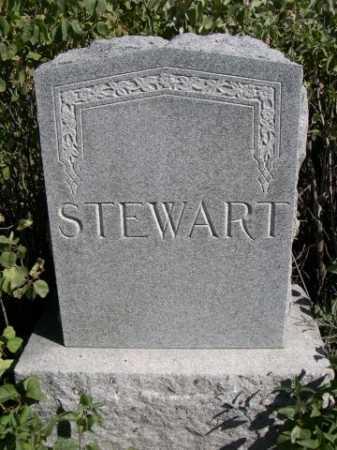 STEWART, FAMILY - Dawes County, Nebraska   FAMILY STEWART - Nebraska Gravestone Photos