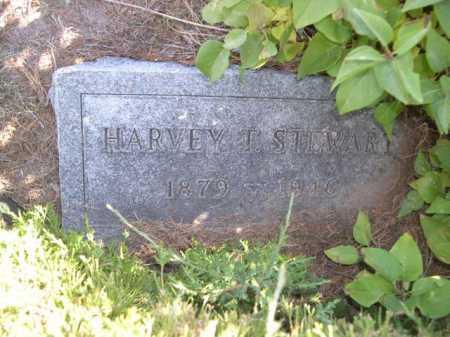 STEWART, HARVEY T. - Dawes County, Nebraska | HARVEY T. STEWART - Nebraska Gravestone Photos