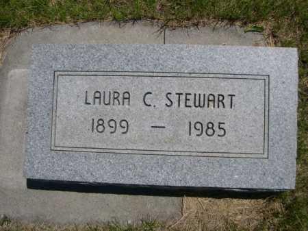 STEWART, LAURA C. - Dawes County, Nebraska   LAURA C. STEWART - Nebraska Gravestone Photos