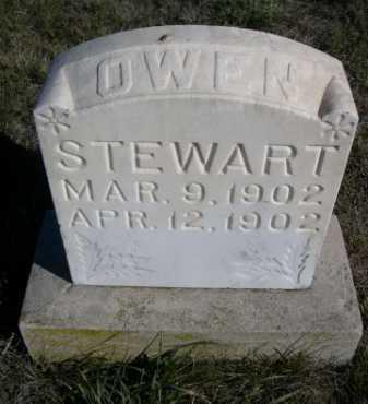 STEWART, OWEN - Dawes County, Nebraska   OWEN STEWART - Nebraska Gravestone Photos