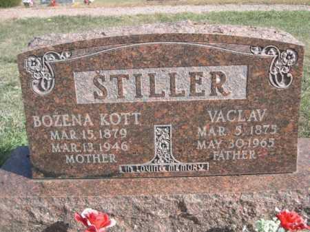 STILLER, VACLAV - Dawes County, Nebraska   VACLAV STILLER - Nebraska Gravestone Photos