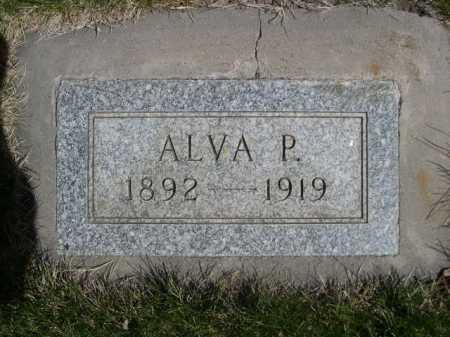 STOCKDALE, ALVA P. - Dawes County, Nebraska | ALVA P. STOCKDALE - Nebraska Gravestone Photos