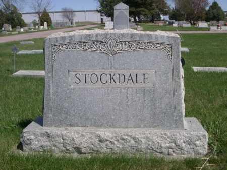 STOCKDALE, FAMILY - Dawes County, Nebraska | FAMILY STOCKDALE - Nebraska Gravestone Photos