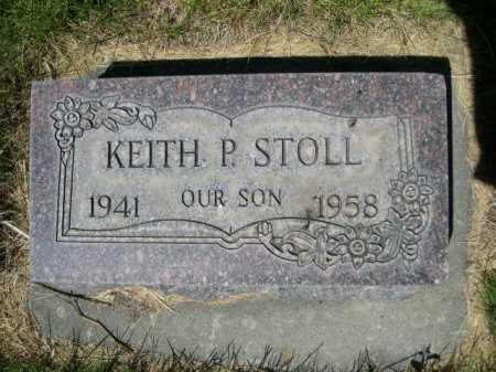 STOLL, KEITH P. - Dawes County, Nebraska | KEITH P. STOLL - Nebraska Gravestone Photos